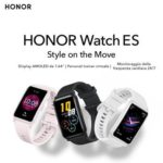 Disponibile il nuovo HONOR Watch ES