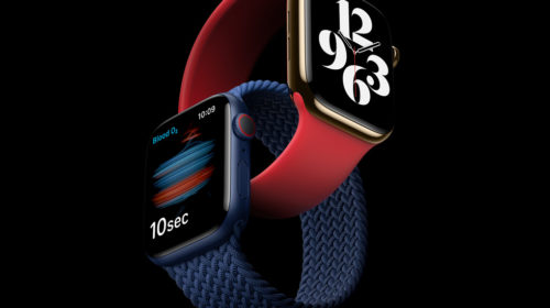 Apple presenta Apple Watch Series 6