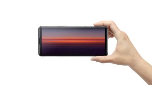 Sony presenta Xperia 5 II