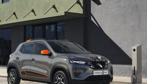 Nuova Dacia Spring Electric: la rivoluzione elettrica di Dacia