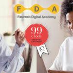 """Torna il progetto """"99eLODE"""" promosso da Io Donna con Fastweb Digital Academy"""