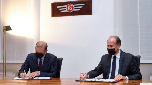 FS Italiane e Snam: al via collaborazione per promuovere o studio dell'idrogeno nel trasporto ferroviario