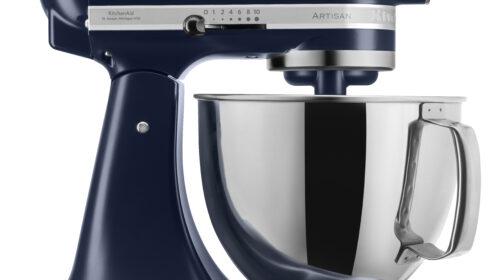 Il design KitchenAid incontra il colore d'eleganza nella nuova Suite Ink Blue