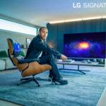 Lewis Hamilton scelto come brand ambassador di LG SIGNATURE