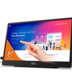 """AOC annuncia un nuovo display portatile da 15.6"""""""