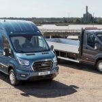Ford presenta Ford Transit da 5 tonnellate