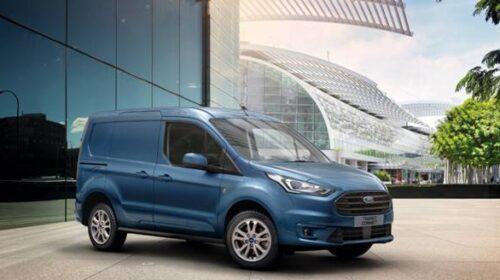 Ford lancia il nuovo Transit Connect da 1 tonnellata