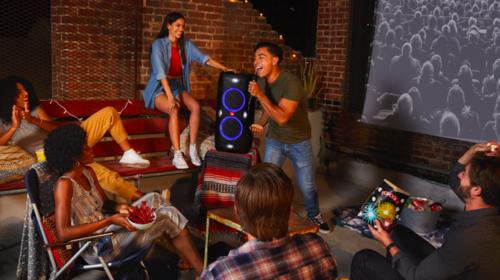 Da JBL i nuovi speaker PartyBox