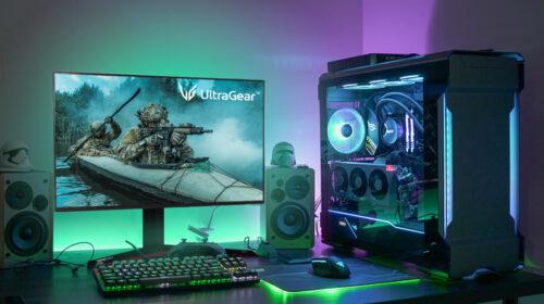 LG lancia il nuovo monitor UltraGear 27GN950
