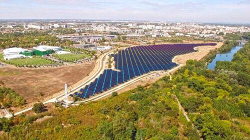 Axpo: l'impianto fotovoltaico di Tolosa è un'opera d'arte che recupera e fa tornare produttiva un'area fortemente contaminata