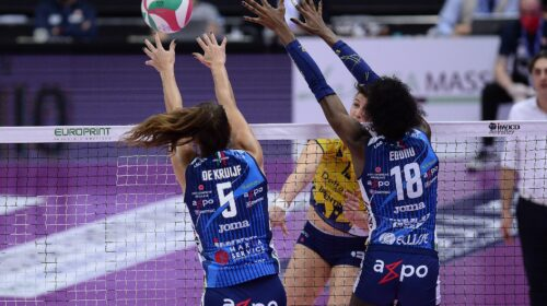 Axpo rinnova la partnership con Imoco Volley