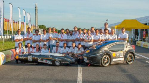 Il team H2politO del Politecnico di Torino arriva in finale alla competizione globale Pitch the Future di Shell