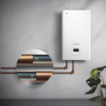 LG Electronics lancia THERMA V Hydrosplit
