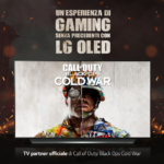 "LG partner di Activision per il lancio di ""Call of Duty: Black Ops Cold War"""
