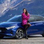 Nuova Hyundai i20 Hybrid e Annalisa per il lancio della campagna Ready for You
