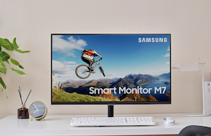 Samsung presenta il nuovo lifestyle Smart Monitor