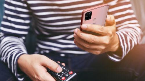 Wiko fotografa la fruizione del media TV ai tempi dello smartphone