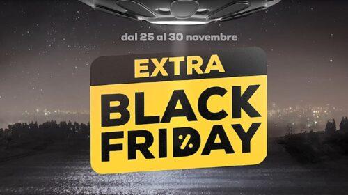 """Quest'anno da Euronics il Black Friday è """"Extra"""""""