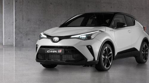 Toyota C-HR GR Sport: look più dinamico ed esclusivo