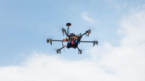 I droni per lo studio di emissioni vulcaniche inaccessibili