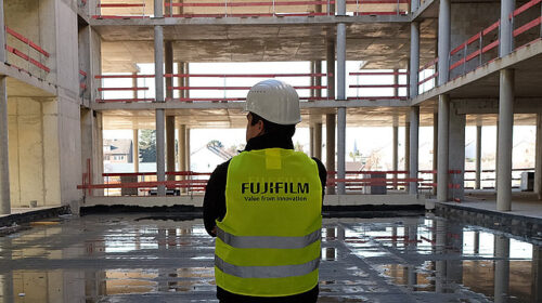 Nuova sede europea per Fujifilm nell'autunno 2021