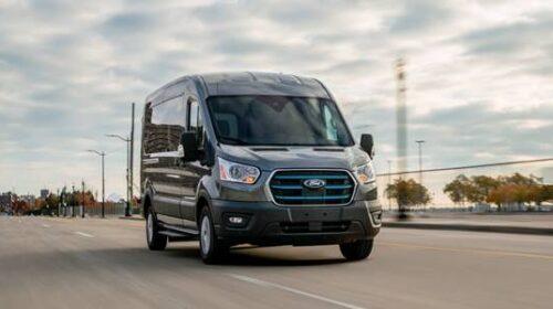 Ford presenta E-Transit