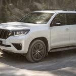 Nuovo Land Cruiser Toyota: più potenza e nuove stile