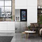 LG presenta i nuovi frigoriferi InstaView Door-in-Door