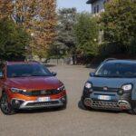 Esordio della Nuova Fiat Tipo Cross e delle gamme di Tipo e Panda completamente rinnovate