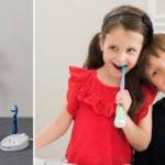 Playbrush rende il lavaggio dei denti divertente