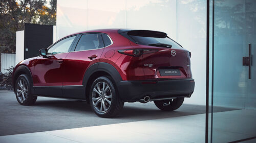 Mazda CX-30 2021: tecnologia in continua evoluzione