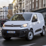 Citroën presenta ë-Berlingo Van