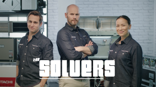 "Arriva ""The Solvers"": la miniserie ideata da Hitachi per i professionisti dell'HVAC"