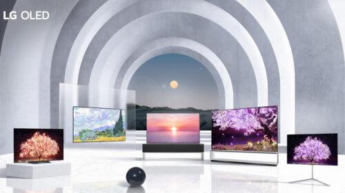 LG presenta la nuova collezione TV