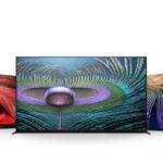 Sony Europe annuncia i nuovi modelli BRAVIA XR 8K LED, 4K OLED e 4K LED