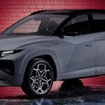 Hyundai svela la versione sportiva N Line di Nuova TUCSON