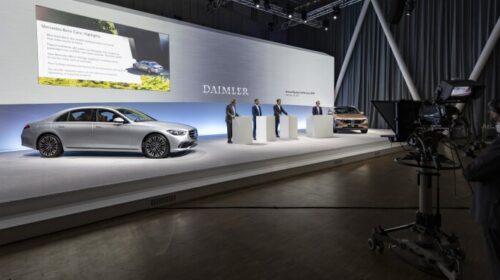 Daimler fiduciosa per il 2021