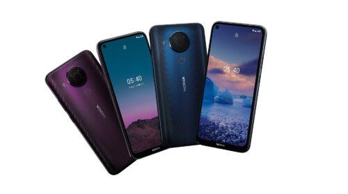 Disponibile il nuovo Nokia 5.4