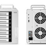 TerraMaster presenta Fast Dual 40 Gbps 8-bay D8 Thunderbolt 3