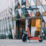 Voi presenta l'e-scooter che misura la qualità dell'aria