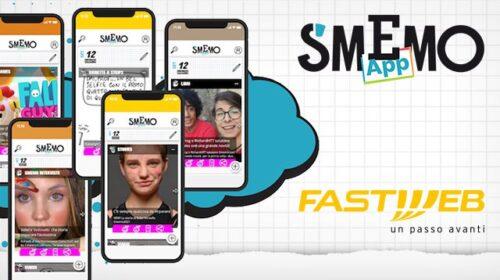 Fastweb e Smemoranda insieme per la diffusione delle competenze digitali tra gli studenti