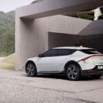Kia illustra la filosofia del nuovo design di EV6