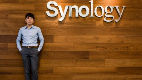 Victor Wang nuovo MD di Synology France