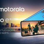 Da Motorola i nuovi moto e7 power e moto e7i power