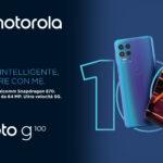 Motorola annuncia il nuovo moto g100