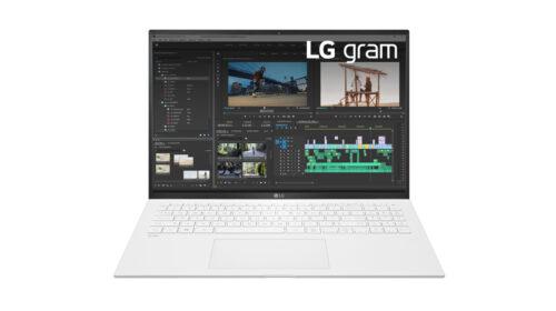 Disponibili i nuovi notebook della serie LG gram