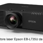 Epson amplia la gamma di videoproiettori laser 3LCD