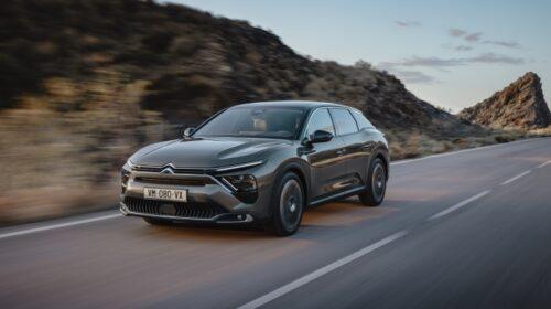 Citroën presenta C5 X