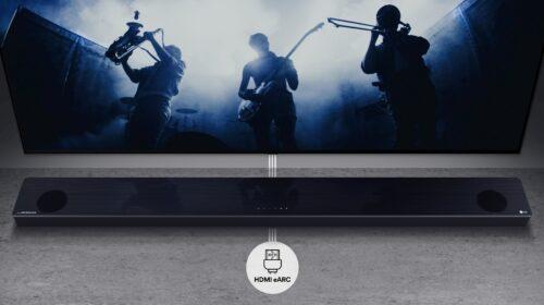 LG annuncia la nuova gamma di Soundbar 2021