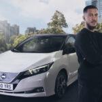 Eden Hazard si unisce al movimento #ElectrifyTheWorld di Nissan